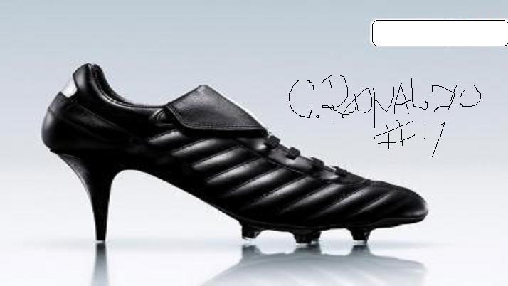 0eeab92c2a9e0 Macaquices  Chuteira do Cristiano Ronaldo na Copa