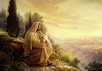 Image result for jesus set his face toward jerusalem