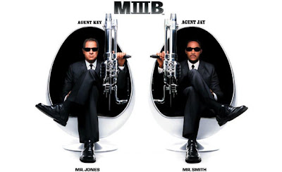 Men in Black 3D movie