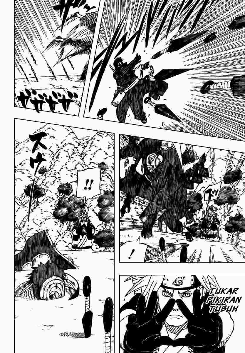 02 Naruto 475   Kekuatan Madara yang Sebenarnya
