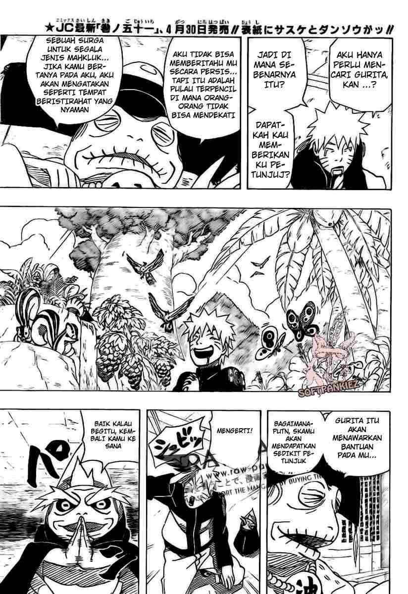 naruto 491 03 Naruto 491   Jinchuuriki Terkurung
