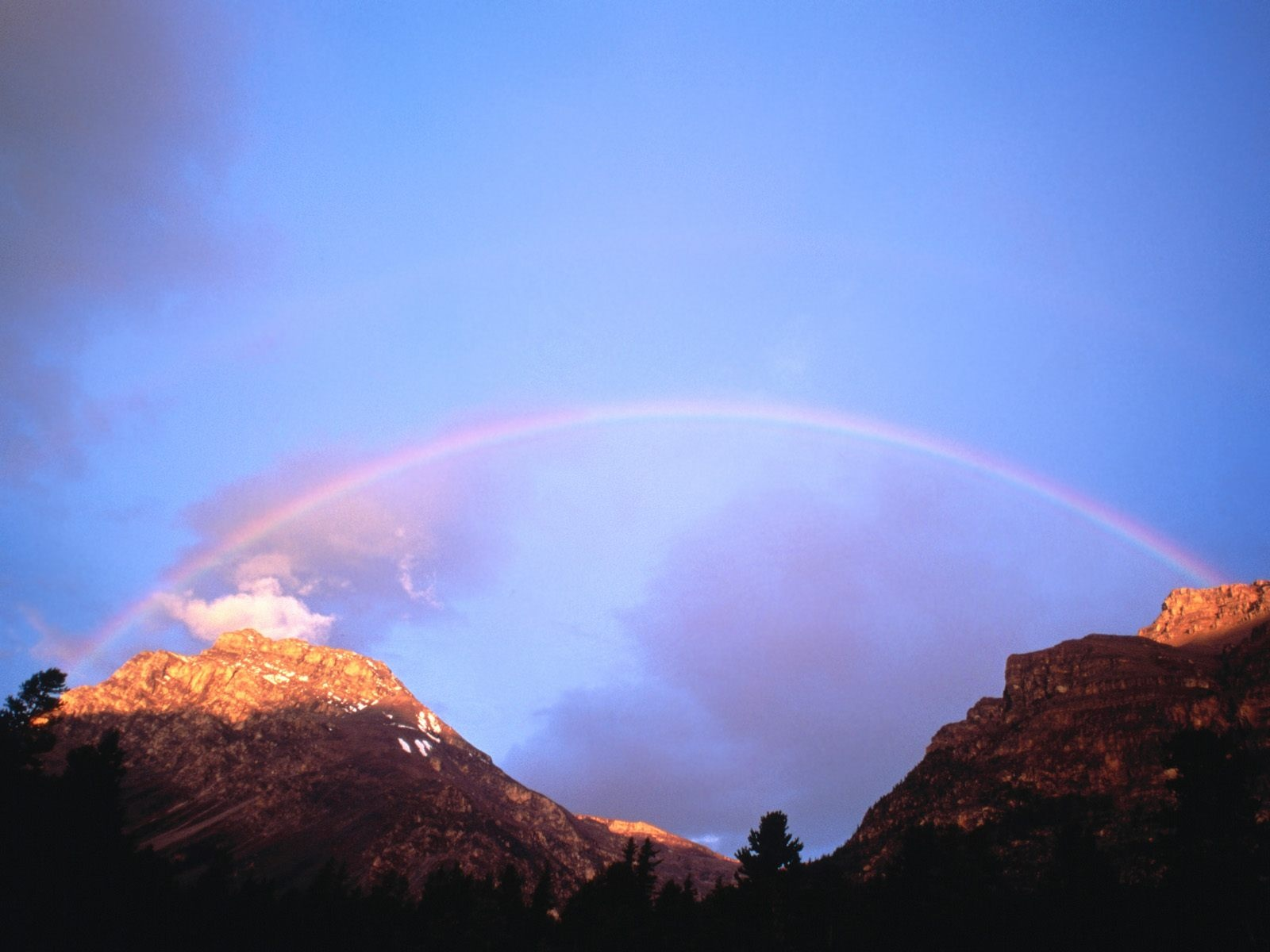 Rainbow - Hd Wallpapers 1600x1200