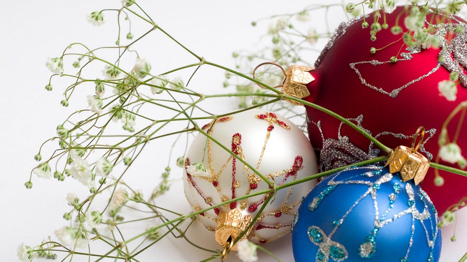 christmas ornaments wallpaper 8026 - photo #25
