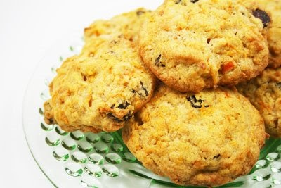 My Feasts: Carrot Cookies