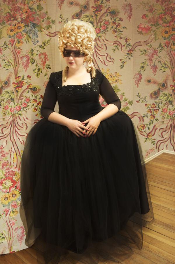 Franz Copy Cat Marie Antoinette Masquerade Dress
