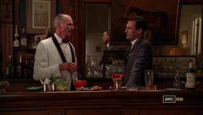 Mad Men And Drinking Season Three Part Ii Don Draper Makes An Old Fashioned
