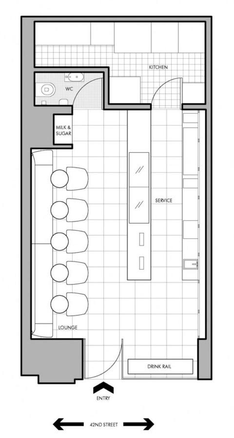 Marzua cafeter a espresso caf for Interior design services plano