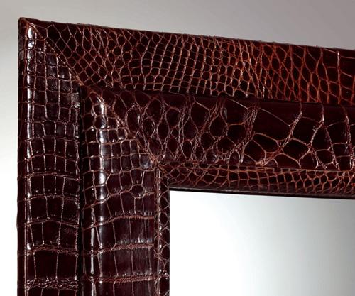 Marzua marcos de cuero para puertas y ventanas por tonin for Decoracion de marcos de puertas