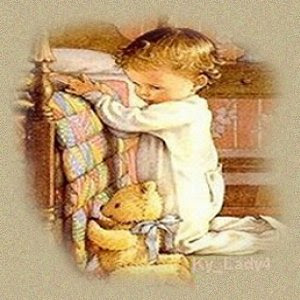 Children Bedtime Prayer