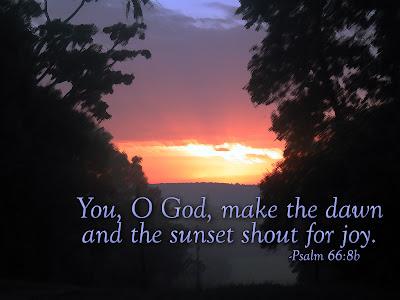 Inspirational Psalm Bible Verse