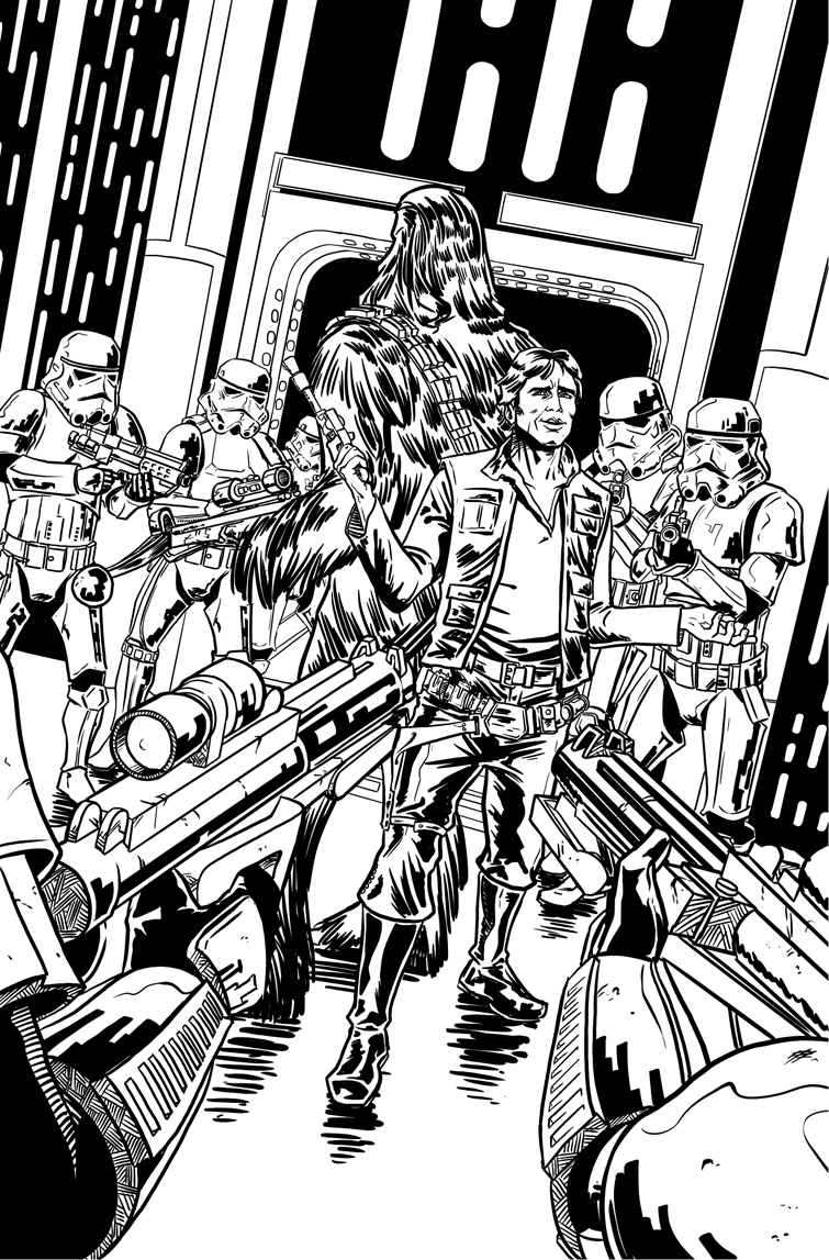 Star Wars Han Solo Theme
