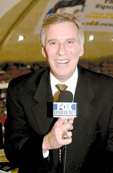 Mike Lange Penguins Announcer Since 1975