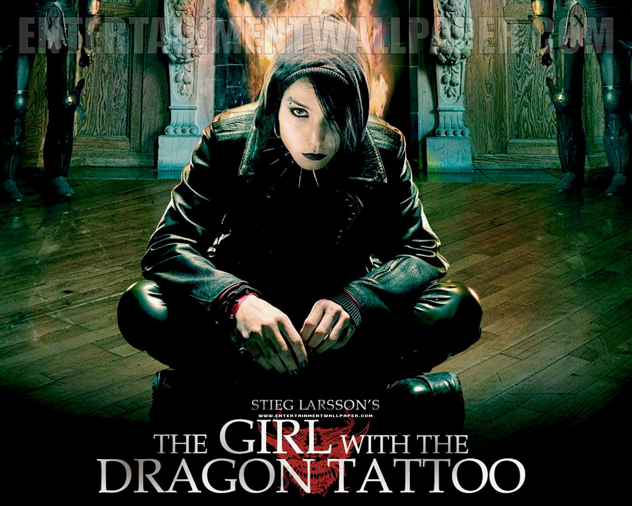 Not a review!: The girl with the dragon tattoo