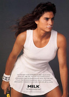 gabriela sabatini sweat - photo #3