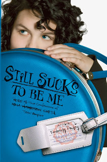 STILL SUCKS TO BE ME by Kimberly Pauley (ARC review)