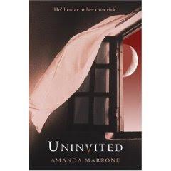 UNINVITED by Amanda Marrone