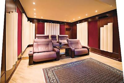 Namų kino teatras