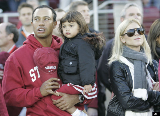 tiger woods and elin nordegren woods have officially
