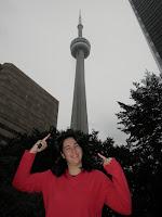 CN Tower de Toronto, ON