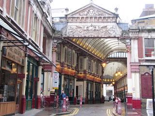 Leadenhall Market, en Londres