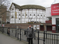 El Shakespeare Globe de Londres