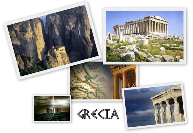 Collage Grecia