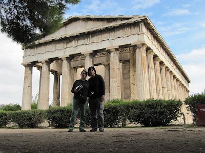 El Thissio, Atenas