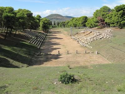 Santuario de Epidauro (Estadio)