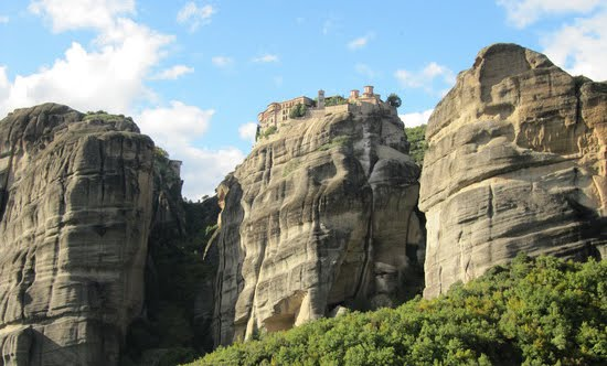 Monasterios de Meteora, Kalambaka