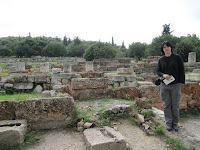 Ágora griega, Atenas