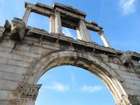 Puerta de Adriano, Atenas