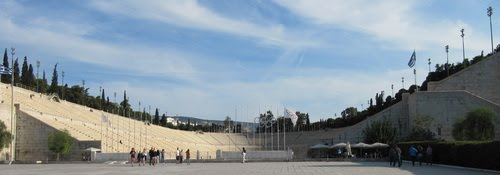 Estadio Panathinaikó, Atenas