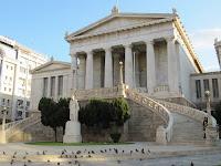 Biblioteca nacional de Atenas