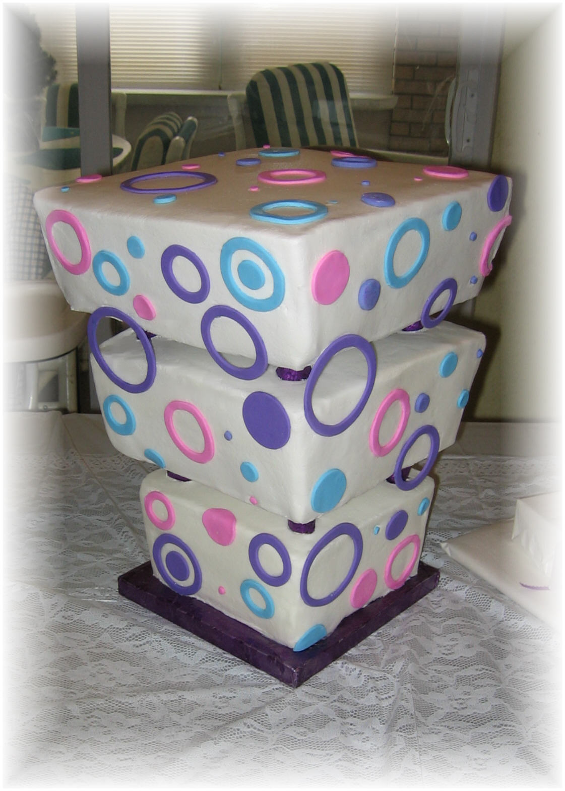 Sandy S Sweets Birthday Upside Down Cake