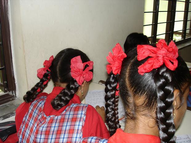 talking education red ribbons