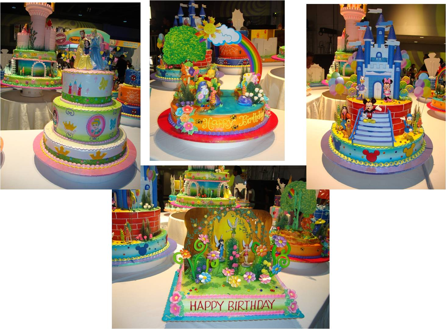 Gastronomy By Joy Goldilocks Cake Deco Expo 2