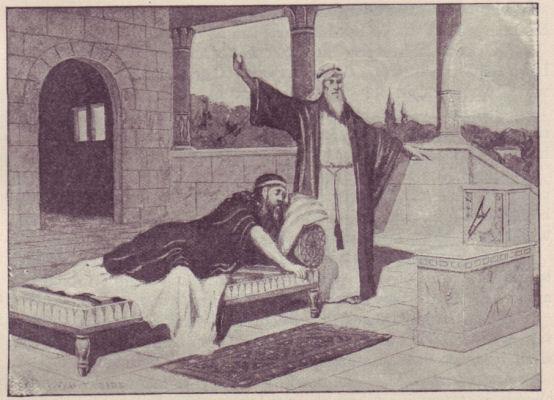 Sunday in the South: Isaiah 38 - Hezekiah's Illness