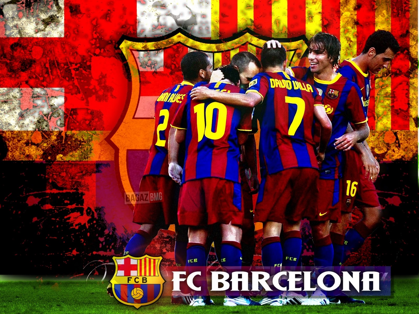 Fondos De Pantalla Del Fútbol Club Barcelona Wallpapers: Wallpapers F.C. Barcelona