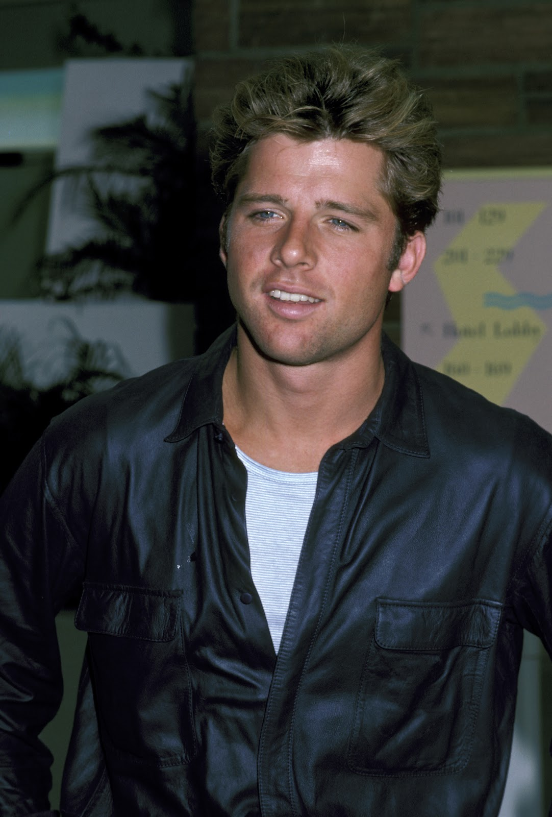 LBColby's DYNASTY Blog: Maxwell Caulfield: Then and Now