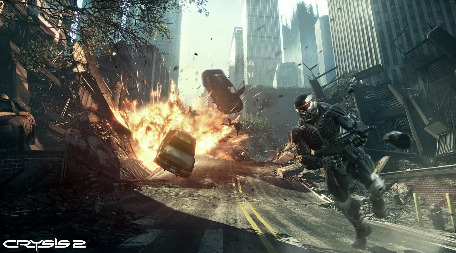 Wallpapers Box Crysis 2 Game High Definition Computer
