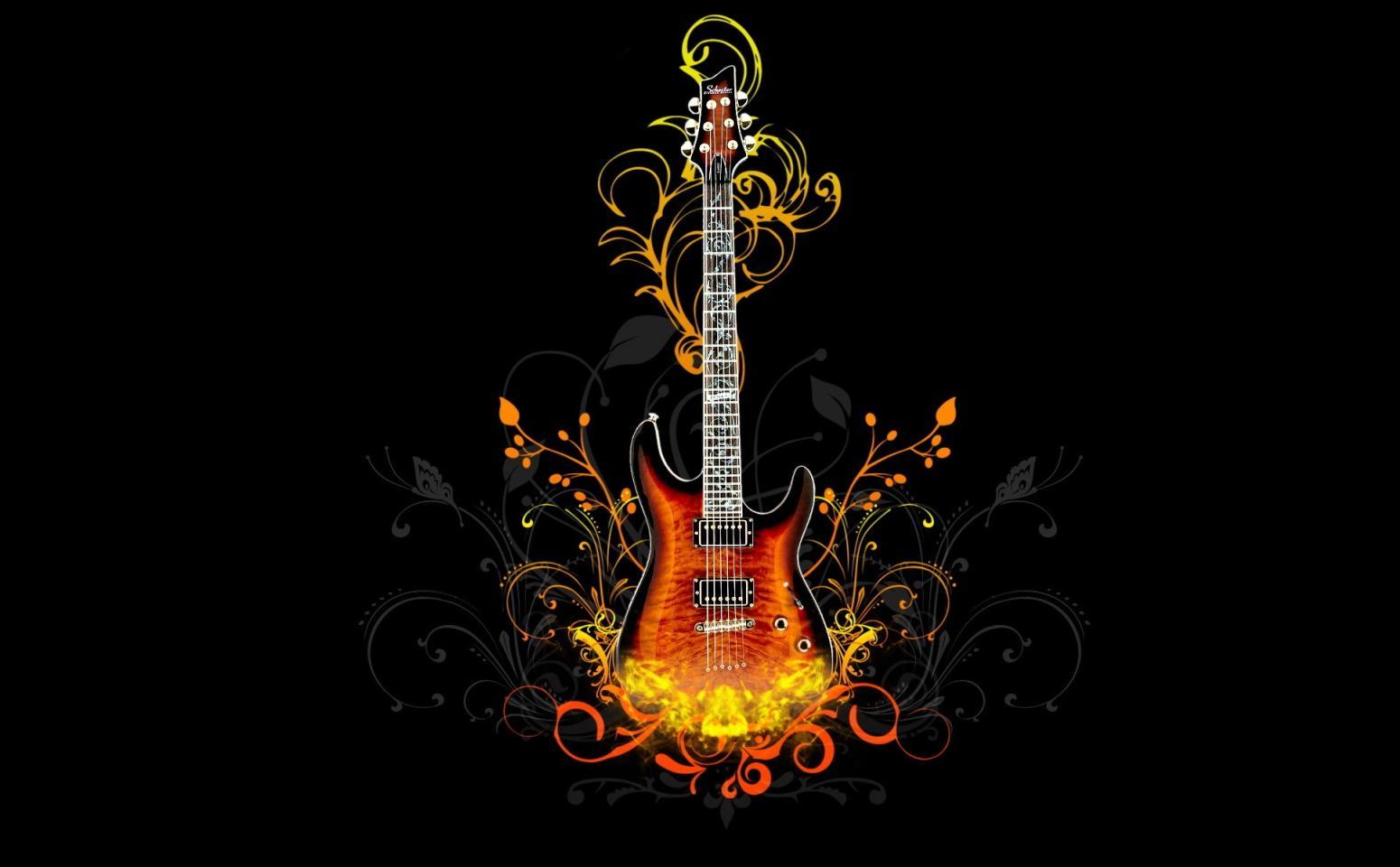 Metal Music Wall