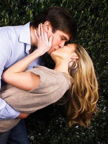 całowanie z jezykiem