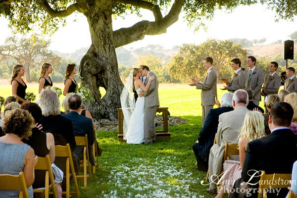 New England Bride Guide: Outdoor Wedding Ceremony And Pole