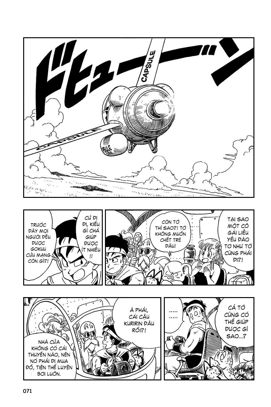 Dragon Ball chap 94 trang 11