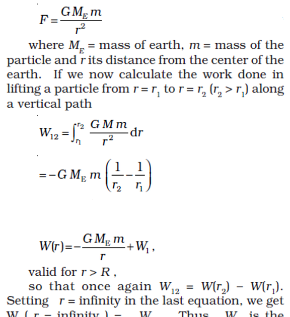 Physics Complete: Gravitational Potential Energy