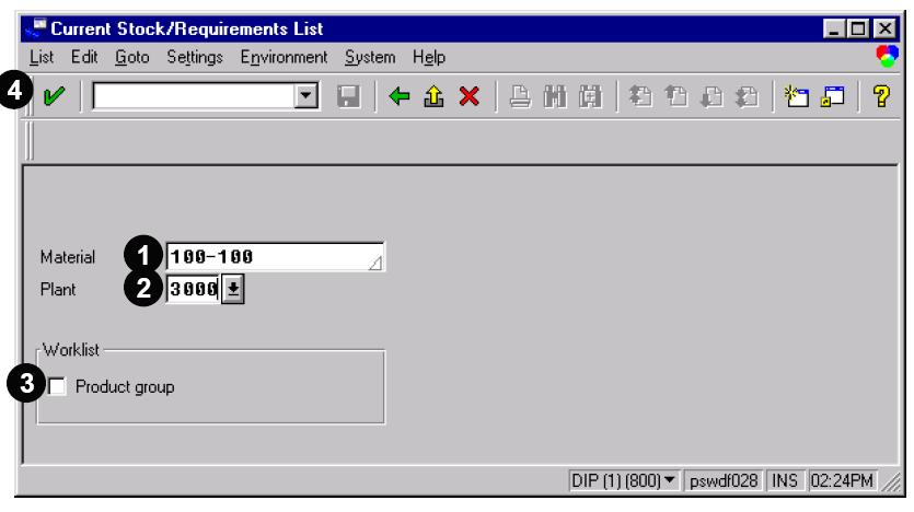 Nothing But SAP ABAP: ABAP Programming Report Stock