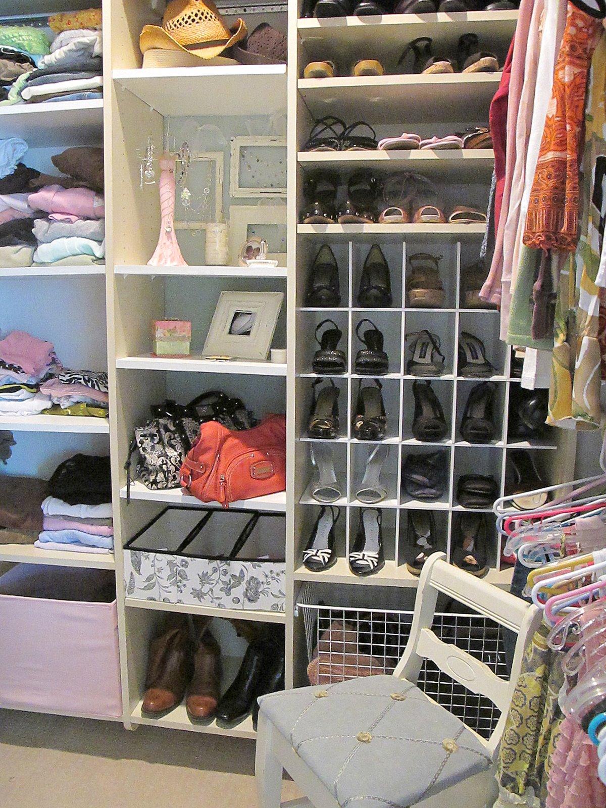 The Closet Reveal