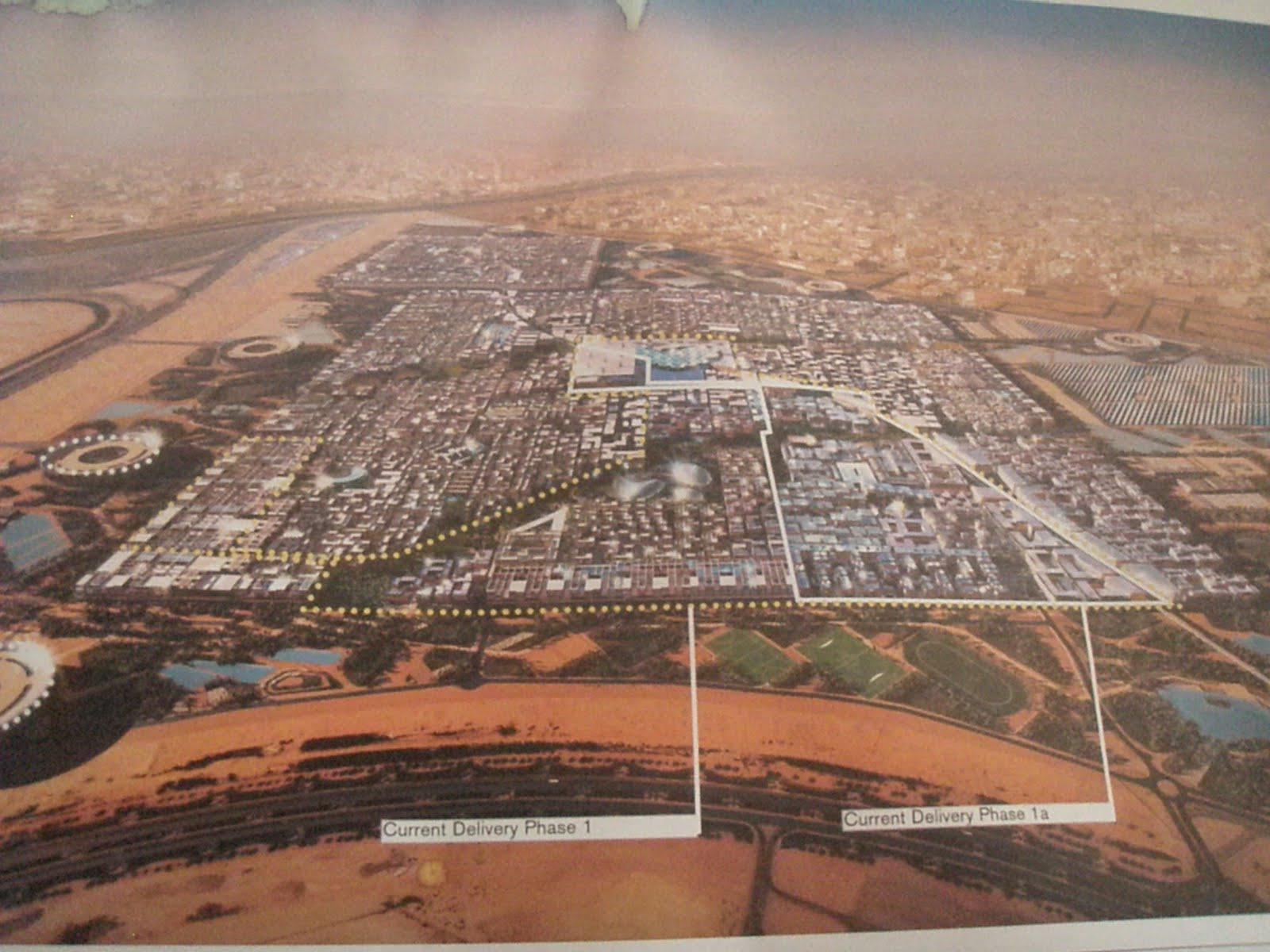 Cluster House Plans Weconnect Masdar City And Beyond