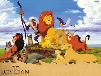 La Ciencia De La Vida Los Animalillos De Las Películas De Animación Xxii El Rey León