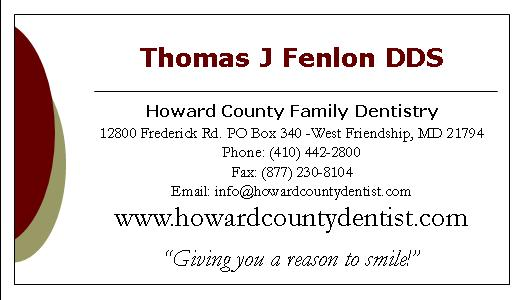 Howard County Family Dentistry